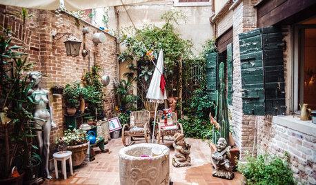 Houzzbesuch: Das verwunschene Zuhause einer Schriftstellerin in Venedig