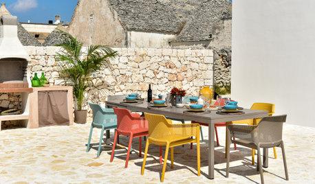 Terrasse : 10 indispensables pour un repas réussi en extérieur
