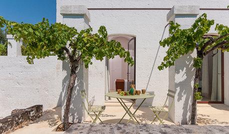 Houzzbesuch: Perfekte Ferien in einem apulischen Bauernhaus