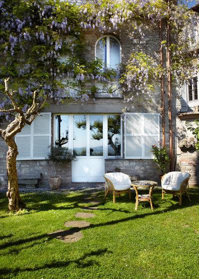Come sistemare il vecchio giardino di una casa di campagna - Sistemare il giardino ...