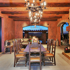 traditional patio by Elevation Architectural Studios