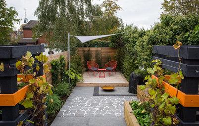 Фотоохота: 18 мини-садов и задних двориков