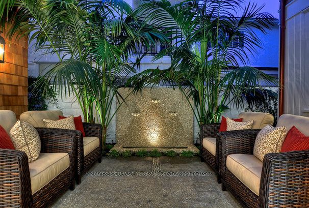 Tropical Patio by Spinnaker Development