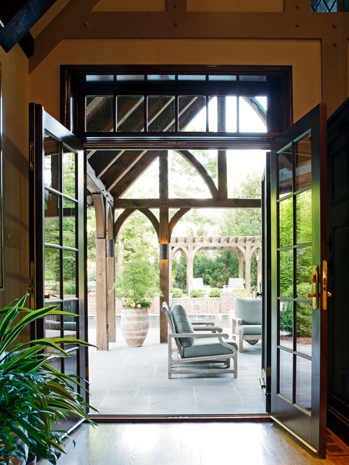 French Doors With Arched Transoms Ideas Pictures Remodel