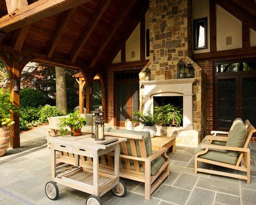 Tudor Porch Home Design Ideas Pictures Remodel And Decor