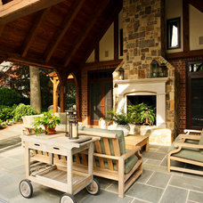 Traditional Patio by Tuckahoe Creek Construction, Inc.