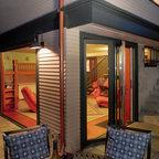 Putter S Cabin Contemporary Patio Sacramento By