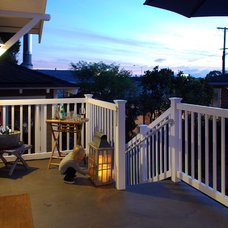 Craftsman Patio by JLC Architecture