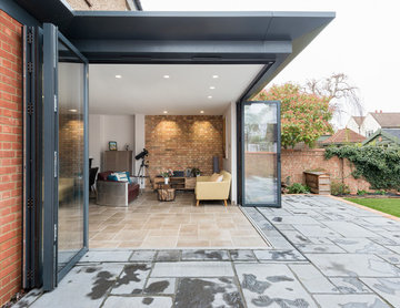 1930's house Extension and remodelling