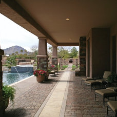 Contemporary Patio by Ernesto Garcia Interior Design, LLC