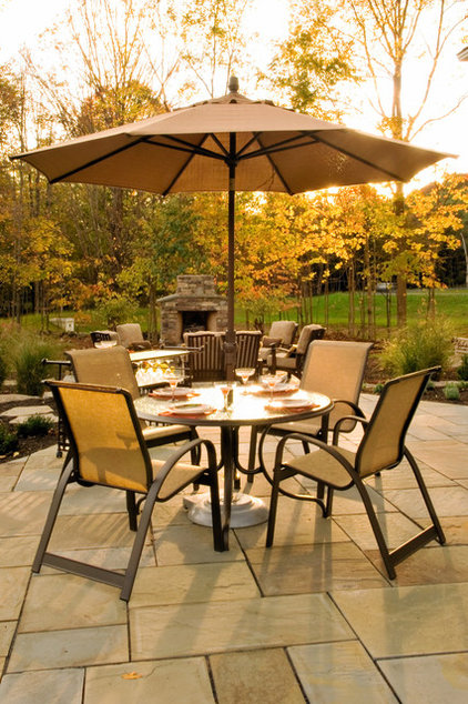 Traditional Patio by Witt Construction