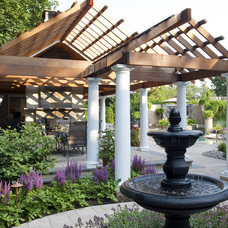 Traditional Patio by Pennsylvania Landscape & Nursery Association