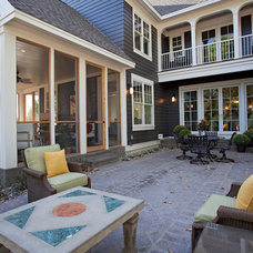 Traditional Patio by Homes by Tradition
