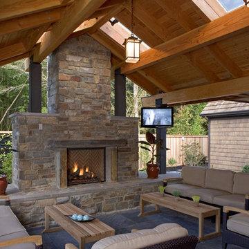 2012 Trends: Outdoor living spaces get the spotlight