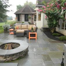 Contemporary Patio by Pennsylvania Landscape & Nursery Association