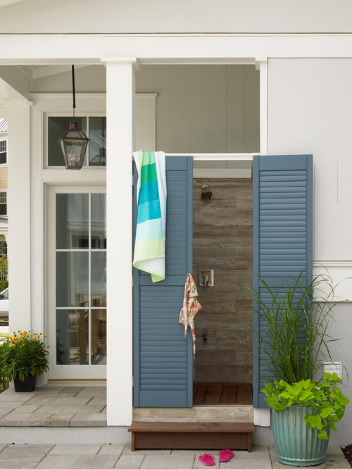 Shutter Doors Home Design Ideas Pictures Remodel And Decor