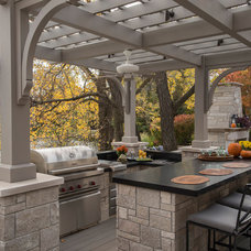 Traditional Patio by Premier Service