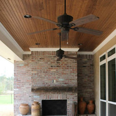 Traditional Patio by Starkey Builders