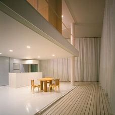 Contemporary Patio by Pritzker Architecture Prize