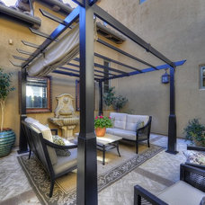 Mediterranean Patio by The Matheson Team RE/MAX Fine Properties