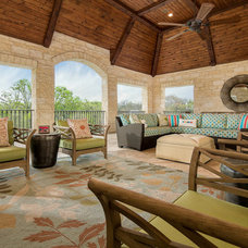 Contemporary Patio by Platinum Series by Mark Molthan