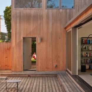 Idee per un patio o portico nordico