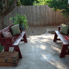 Traditional Patio by 320 Sycamore