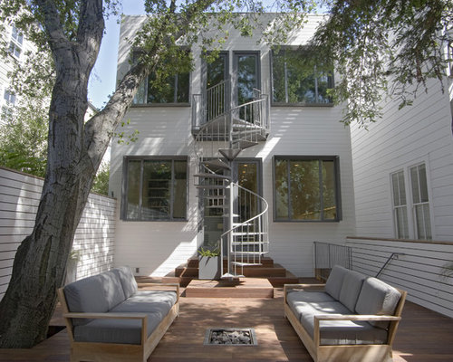 Outdoor Spiral Staircase | Houzz