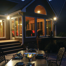 Traditional Patio by Outdoor Environments Inc