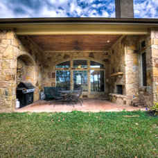 Traditional Patio by Jeff Watson Homes, Inc.