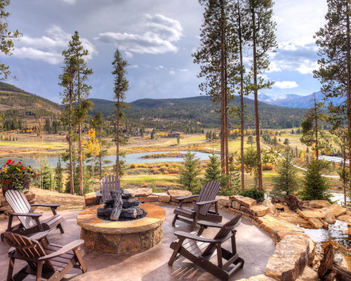 mountain landscape ideas, pictures, remodel and decor, Landscaping