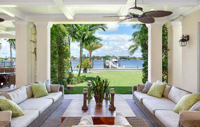 Cool Down With These Stylish Ideas for Outdoor Ceiling Fans