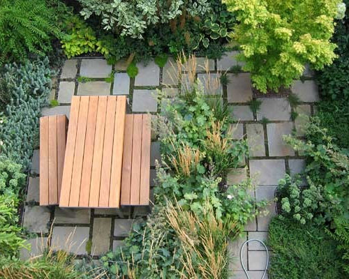 Inspiration For A Contemporary Patio Remodel In New York Part 67