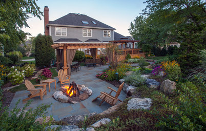 3 Ways to Bring the Heat to Outdoor Living Spaces