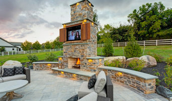 Krecz Outdoor Living Area