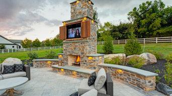 Jarrettsville, MD - Outdoor Living Space