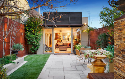 Senses and Sensibility Make a Melbourne Patio Magical