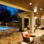 Carnation Traditional Patio Orange County By