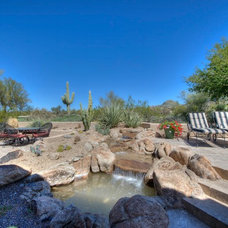 Traditional Patio by The Matheson Team RE/MAX Fine Properties