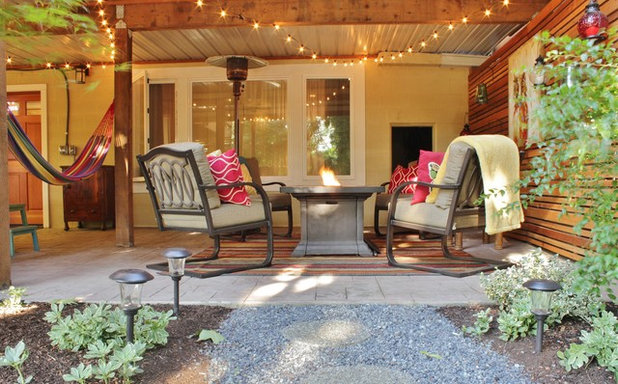 Craftsman Patio by Kimberley Bryan