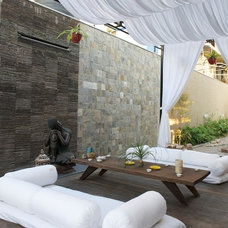 Tropical Patio by sak designs