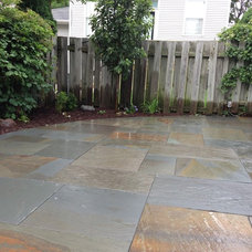 Contemporary Patio by Taylor Made Landscape Design, Inc.