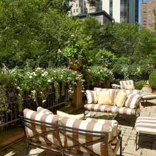 traditional patio by Scott Himmel, Architect P.C.