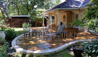 A patio brings you closer to Nature