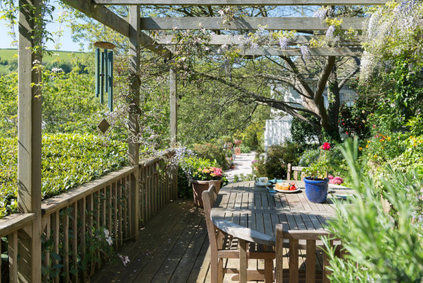 Country Patio by Colin Cadle Photography