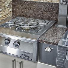Contemporary Patio by MasterChef Appliance Center