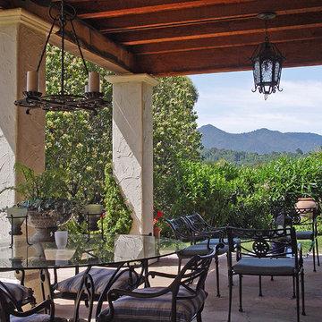 A San Rafael Garden