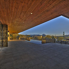 Contemporary Patio by Sever Design Group Architects, Inc