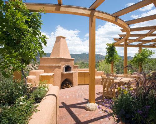 New Mexico Patio Design Ideas Pictures Remodel Decor
