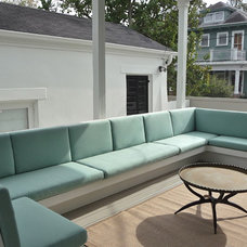 Traditional Patio by Interior Analysis